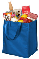 Port Authority - Extra-Wide Polypropylene Grocery Tote. B160