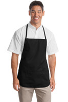 Port Authority Medium Length Apron.  A525