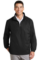 Port Authority 1/2-Zip Wind Jacket. J703
