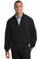Port Authority Casual Microfiber Jacket. J730
