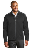 Port Authority Two-Tone Soft Shell Jacket.  J794