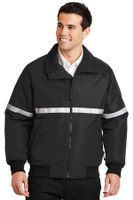 Port Authority Challenger Jacket with Reflective Taping.  J754R