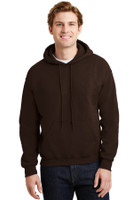 Gildan - Heavy Blend Hooded Sweatshirt.  18500