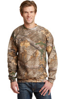 Russell Outdoors Realtree Crewneck Sweatshirt. S188R