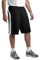 DISCONTINUED Sport-Tek Dry Zone Colorblock Short. T479