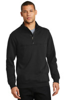 CornerStone 1/2-Zip Job Shirt. CS626