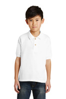 Gildan Youth DryBlend 5.6-Ounce Jersey Knit Sport Shirt. 8800B