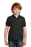 Gildan Youth DryBlend 6.3-Ounce Double Pique Sport Shirt. 72800B