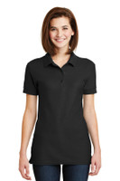 Gildan Ladies 6.5-Ounce 100% Double Pique Cotton Sport Shirt. 82800L