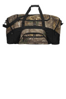 Port Authority Camouflage Colorblock Sport Duffel. BG99C