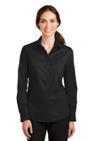 Port Authority Ladies SuperPro Twill Shirt. L663