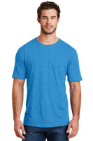 District Made Mens Perfect Blend Crew Tee. DM108