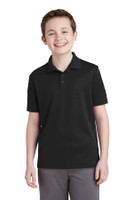 Sport-Tek Youth PosiCharge RacerMesh Polo. YST640