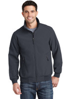 Port Authority Soft Shell Bomber Jacket. J337