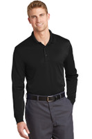 CornerStone Select Snag-Proof Long Sleeve Polo. CS412LS