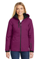 Port Authority Ladies Vortex Waterproof 3-in-1 Jacket. L332