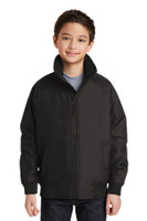 Port Authority Youth Charger Jacket. Y328