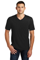 District - Young Mens Very Important Tee V-Neck. DT6500