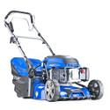 Hyundai HYM430SPER Petrol Roller Lawn Mower Self Propelled Key Start