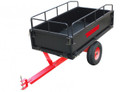 Tondu TPC1200 Trailer Dump Poly Cart 1200LB