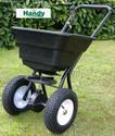 Handy 80lb (36.5kg) Wheeled Lawn Spreader THS80