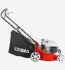 "Cobra M40C 16"" Petrol Powered Lawnmower- View 4"
