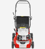 "Cobra M40C 16"" Petrol Powered Lawnmower- Front View"