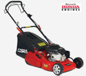 The Cobra RM46SPH Honda Powered Roller Rotary Lawnmower