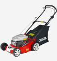 The Cobra M46C Petrol Lawnmower