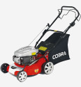 The Cobra M40SPC Petrol Lawnmower