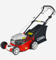The Cobra M46SPC Petrol Lawnmower