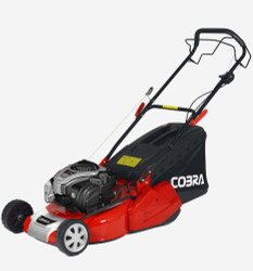The Cobra RM46SPBR Roller Rotary Lawnmower