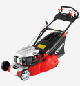 "Cobra RM40SPCE 16"" Petrol Key Start Roller Lawnmower - view 2"