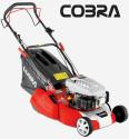 "Cobra RM40SPC 16"" Petrol Rear Roller Lawnmower"