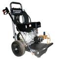 Uses a heavy-duty Annovi Reverberi (AR) pump for professional use