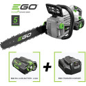 EGO CS1400E  Cordless Chainsaw 56V with 2AH Battery & Charger