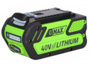 Greenworks G40B4 40V 144kWh 4Ah Battery