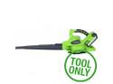 Greenworks GD40BV 40V Li-Ion Cordless Blower Vacuum (Tool Only)