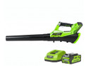 Greenworks 40V Axial Blower with 2Ah Battery & Charger G40ABK2