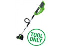 Greenworks G40LT Cordless Grass Trimmer 40v (Tool Only)