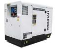 Hyundai DHY12500SE Diesel Generator 10kW/12.5kVA Standby Diesel Generator