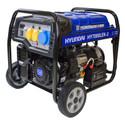 Hyundai HY7000LEK-2  Petrol Generator 5.5kW Recoil / Electric Start Petrol Generator