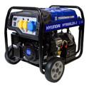 Hyundai HY9000LEK-2  Petrol Generator 7kW Recoil / Electric Start Petrol Generator