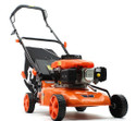 P1PE P4100P Petrol Lawnmower Push Rotary 4 Stroke