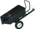 Gardencare 650lb Poly Dump Cart Tow / Push