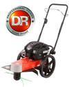 DR TR4 6.75 Premier E/S Wheeled Trimmer Mower