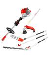 Mitox 28MT Select 5in1 Petrol Multi-Tool