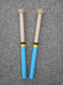 Kakesa Steel Drum Pan Mallets Wood Joystix Dbl. Seconds