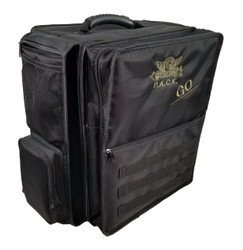 (Go) P.A.C.K. Go 2.0 Pre-Designed Tray Load Out (Black)