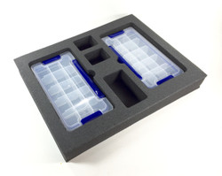 Accessory Parts Foam Tray with Benson Boxes (BFL-1.75)